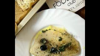 Тилапия, запечённая в духовке: рецепт от Foodman.club