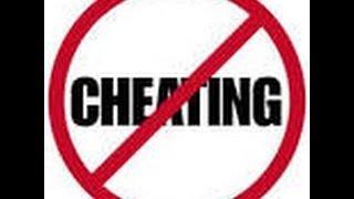 Наказание читеров #2 - Обманули