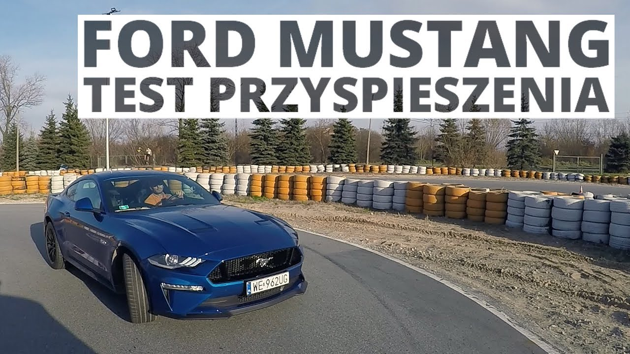 Ford mustang gt 5 0 v8 450 km at acceleration 0 100 km h