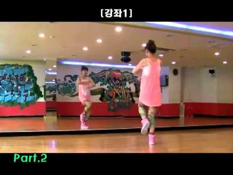 Dạy nhảy - Like This - Wonder Girls - Phần 1.flv