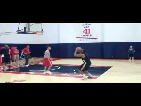 TruthAboutIt.net: Bradley Beal Shooting Workout With Washington Wizards - June 14, 2012