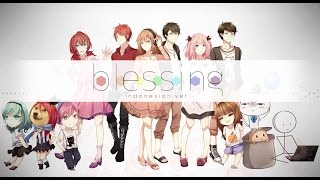 【6人合唱】 Blessing (Anugerah) -Indonesian ver-