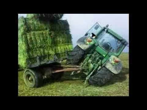 accident tracteur agricole youtube. Black Bedroom Furniture Sets. Home Design Ideas