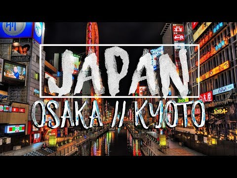 ✈️ TRIP TO JAPAN | Osaka & Kyoto | Family Vacation Vlog 🌏