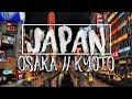 ✈️ TRIP TO JAPAN   Osaka & Kyoto   Family Vacation Vlog 🌏