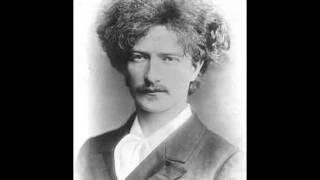 "Ignace Paderewski plays Schubert-Liszt  ""Hark,hark the lark!"""