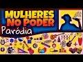 MULHERES NO PODER - Psirico - PARÓDIA ♫ (ALUNOS NO COMANDO) - Matemática