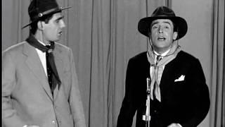 Roger Pierre et Jean Marc Thibault * Les deux  Scouts * 1956