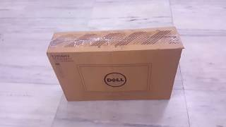 Dell E1916HV 18.5 inch LED Monitor Unboxing !!