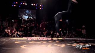 Top 16 - Vicious vs Onton | RED BULL BC ONE CYPHER CANADA 2015 | BBOY NORTH