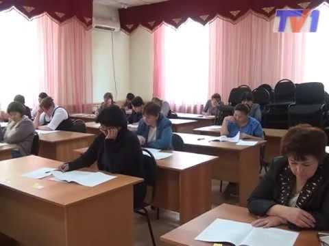 Учителя сели за парты в ожидании прибавки к ЗП.