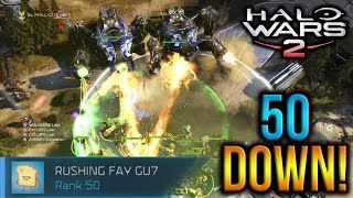 Halo Wars 2 - Another 50 Down!