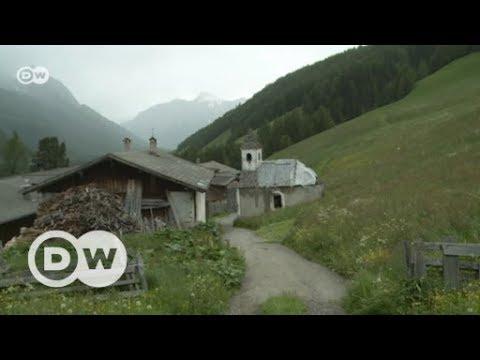 Zu Fuß über die Alpen | DW Deutsch