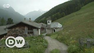 Zu Fuß über die Alpen   DW Deutsch
