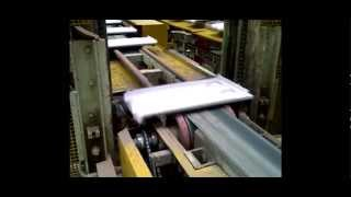 PowerTwist Plus V-Belts solving problems on a Roof Tile Conveyor