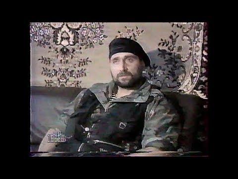 НТВ   Масхадов, лабазанов, гантамиров