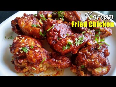 Korean Fried Chicken | Crunchy Chicken
