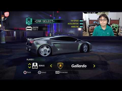 BABAM İLE NEED FOR SPEED PlayStation - Ruslar.Biz