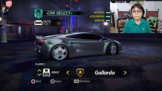 BABAM İLE NEED FOR SPEED PlayStation