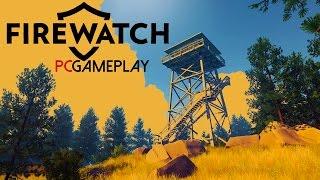 Firewatch Gameplay (PC HD)