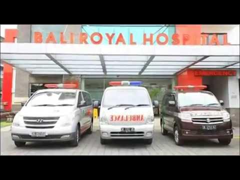 dr  Gede Wiryana Patra Jaya, M Kes   Direktur Utama Bali Royal Hospital