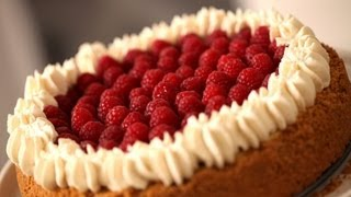 Beth's Easy Cheesecake Recipe With Raspberries