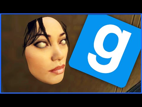 Gmod Guess Who Funny Moments: Goldy-Gasm, Killing With Kisses & The Greatest Invisible Duke Ever!