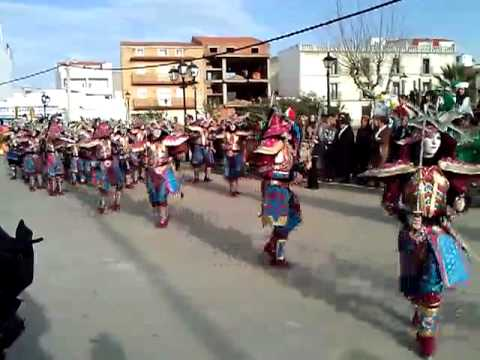 Comparsa Caprichosos Carnaval Quintana De La Serena