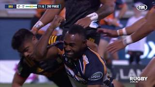 Super Rugby 2019 Round Two: Brumbies vs Chiefs