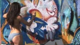 Bikini Graffiti! Thumbnail
