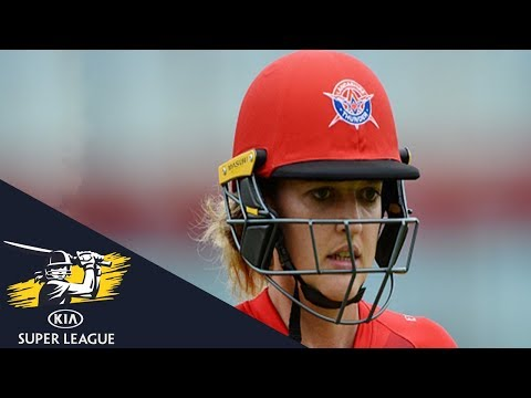 Sarah Taylor Makes Debut As England Stars Shine - Lancashire v Surrey Kia Super League 2017