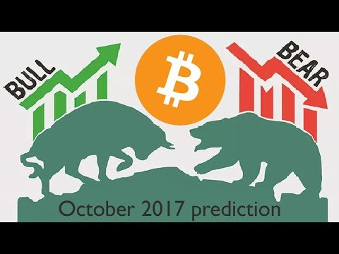 Bull or Bear: October 2017 market prediction