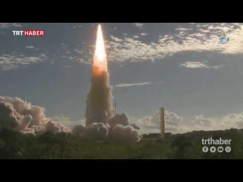 Avrupa Uzay Ajansı 4 Uydu Birden Fırlattı
