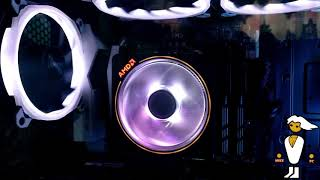 AMD Ryzen Wraith Prism RGB
