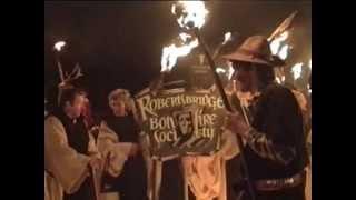 Robertsbridge Bonfire 1991