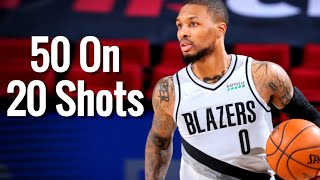 Damian Lillard Is RIDICULOUS!