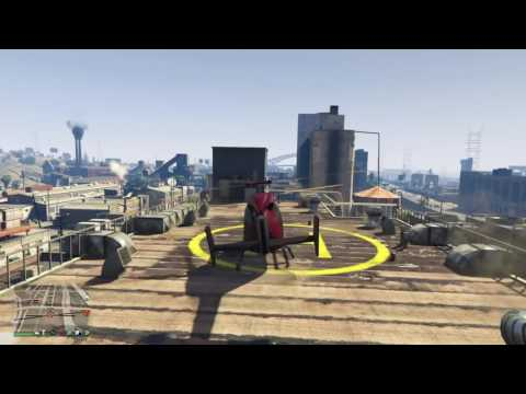 GTA 5 online - secret & hidden location