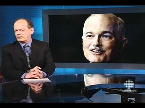 Rex Murphy shares his thoughts on Jack Layton