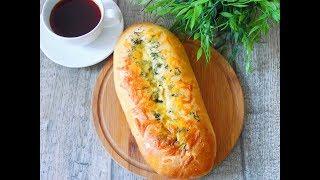 ВКУСНЫЙ РЕЦЕПТ \ Батон с Сыром и Чесноком! A loaf of Cheese and Garlic!