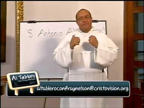 ALTABLERO con FRAY NELSON, Serie 08, Cap. 07 de 13, San Antonio, abad