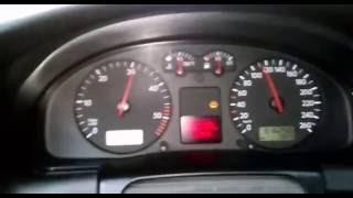 VW PASSAT B5 TDI AHU -не едет, кидает в аварийный