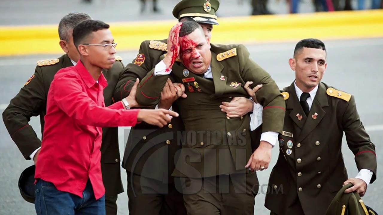 Capturan a seis presuntos implicados en atentado contra Nicolás Maduro