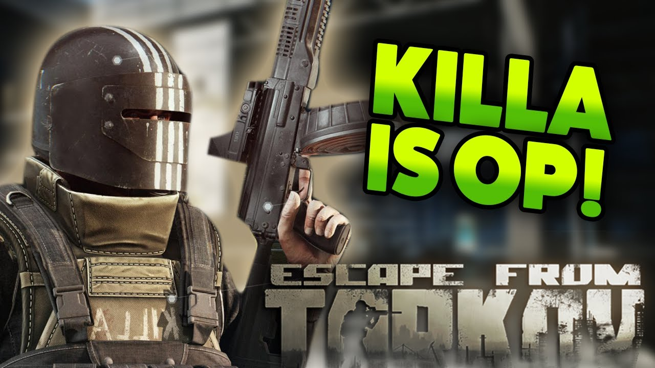 KILLA GOT NEW SPECIAL TACTICS!! | EFT_WTF ep. 152 | Escape from Tarkov Funny and Epic Gameplay