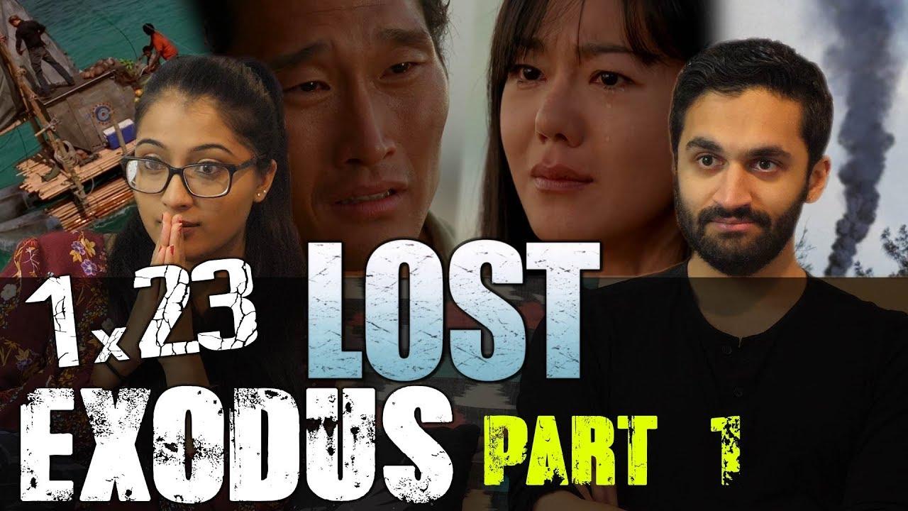 Download Lost - 1x23 Exodus Part 1 - Nikki Reacts!