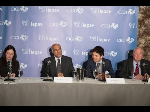 Press Conference: Outcomes of the Think 20 (T20) Meeting Ottawa, Canada