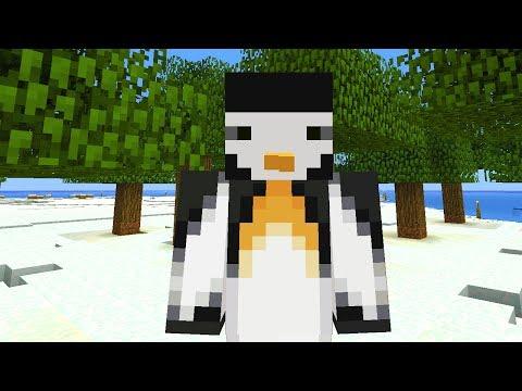 Minecraft Xbox - Arctic Survival - Frozen Forest (7)