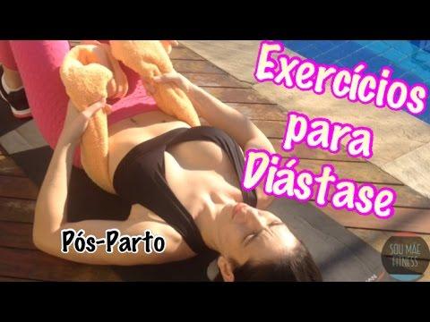 4599f2c1f Exercícios para Diástase - YouTube