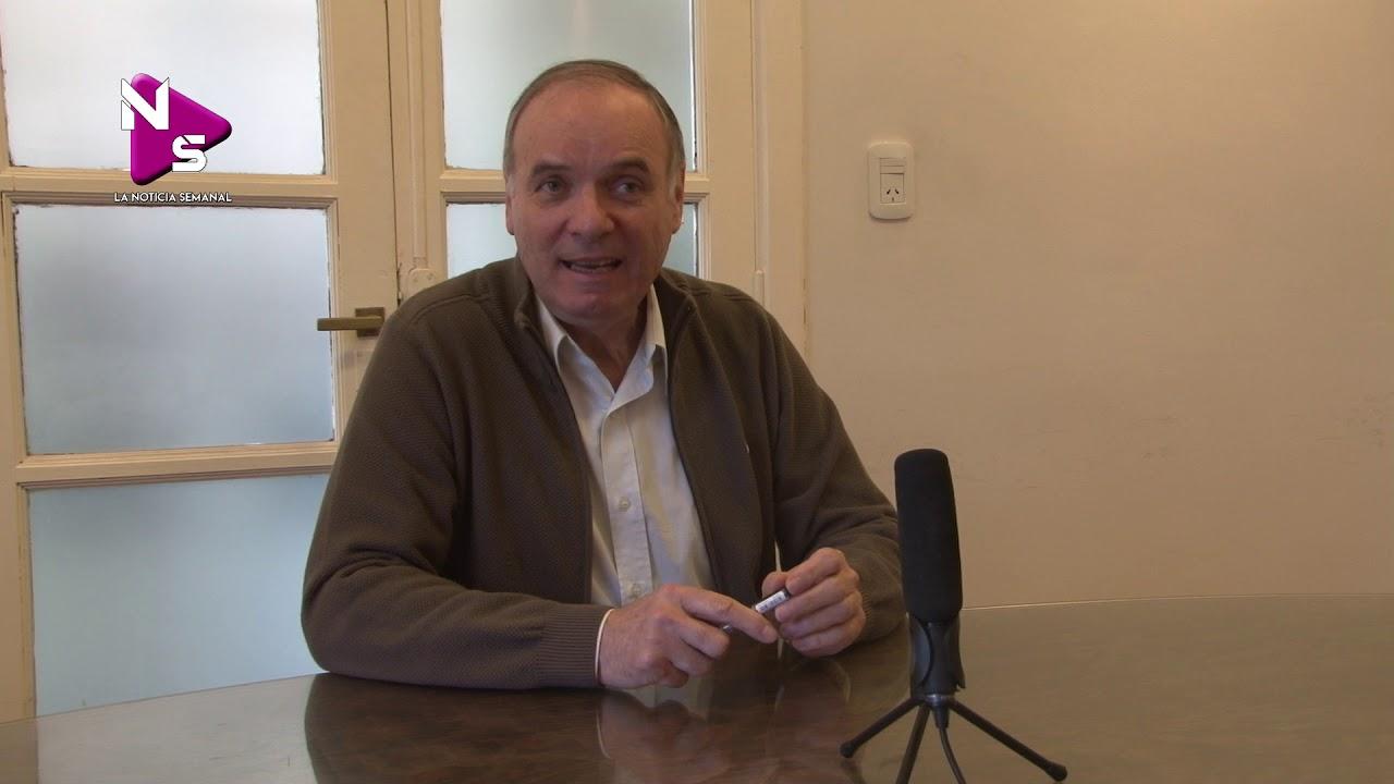 Entrevista a Norberto Gizzi sobre nuevas obras públicas | LA NOTICIA SEMANAL