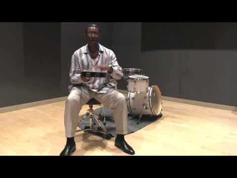Tambourine 101 with Herlin Riley