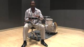 Tambourine 101 with Herlin Riley
